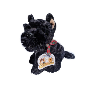 Tiny Scottie Plush