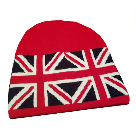 UK Union Jack Beanie — Scotland House, Ltd.