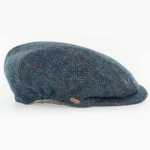 Tweed Kerry Cap