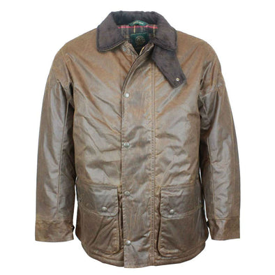 Chelsea Waxed Cotton Jacket