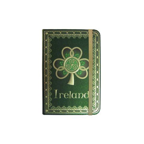 Shamrock Notebook