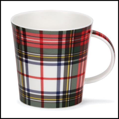 Dunoon Cairngorm Bone China Tartan Mug — Stewart Dress