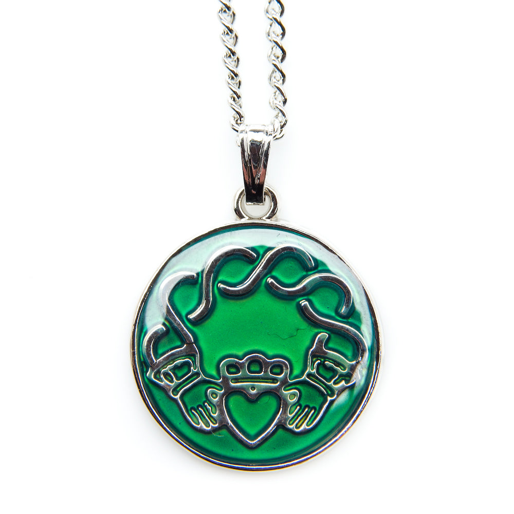 Claddagh Mood Necklace