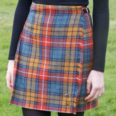 Kilt Skirt from Glen Appin of Scotland — Antique Buchanan