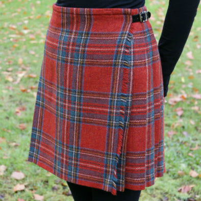 Kilt Skirt from Glen Appin of Scotland — Royal Stewart