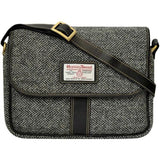 Harris Tweed Shoulder Bag — [ 4 Colors ]