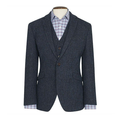 """Stranraer"" Harris Tweed Jacket"
