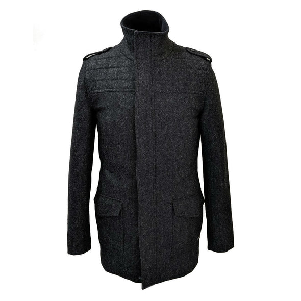 """Scott"" Tweed Coat from Jack Murphy of Ireland"
