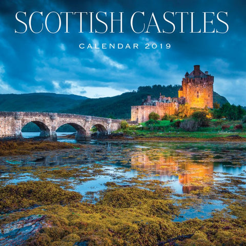 Scottish Castles 2019 Calendar