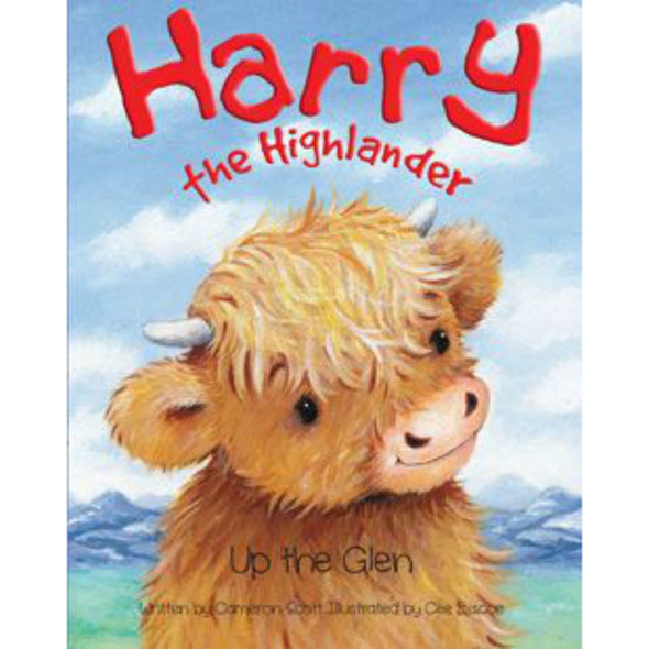 Harry the Highlander: Up the Glen