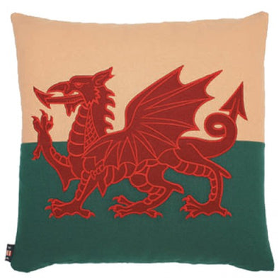 Pillow | Welsh Dragon