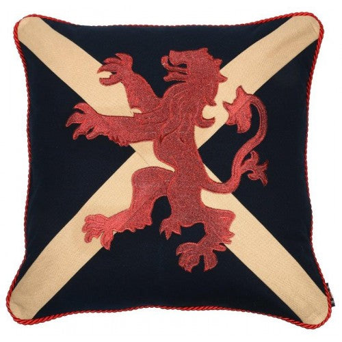 Pillow - Rampant Lion