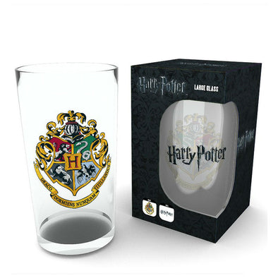 Harry Potter Glass | 4 Houses