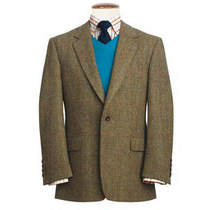 """Stromay"" Harris Tweed Jacket"