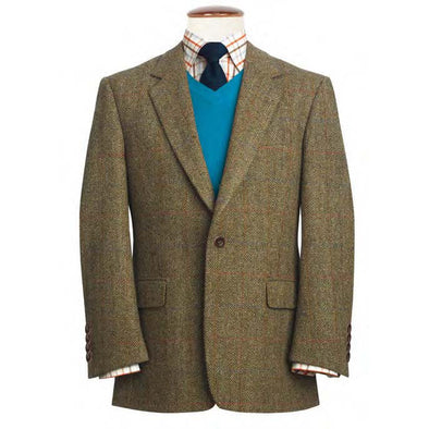 Stromay Harris Tweed Jacket