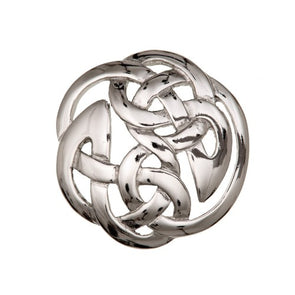 Celtic Lindisfarne Brooch