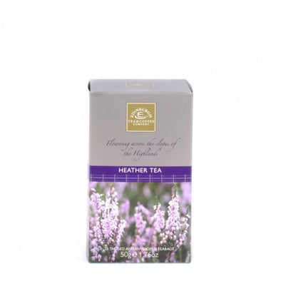 Scottish Heather & Black Tea (Bags)