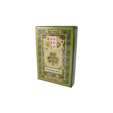 Shamrock Playing Cards