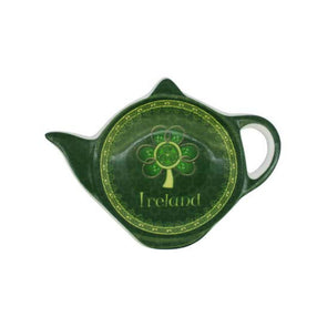 Irish Shamrock Teabag Holder