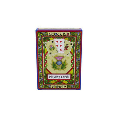 Thistle Playing Cards