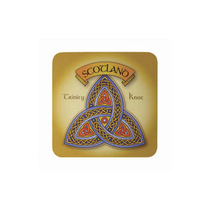 Scottish Trinity Knot Coaster