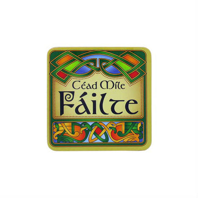 Irish Welcome Coaster