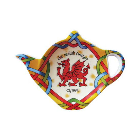 Welsh Dragon Teabag Holder