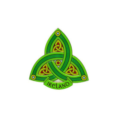 Ireland Trinity Knot Fridge Magnet