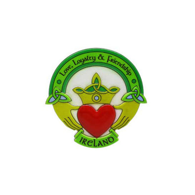 Claddagh Fridge Magnet