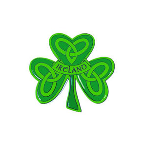 Ireland Shamrock Fridge Magnet