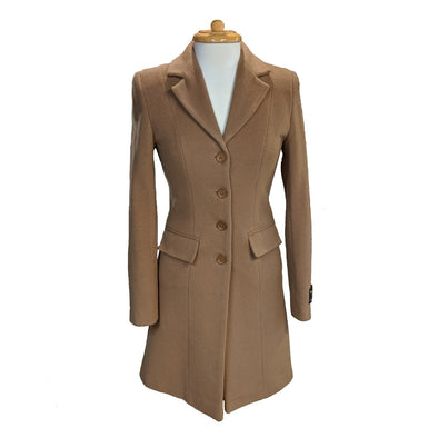 Wool & Cashmere Blend Overcoat