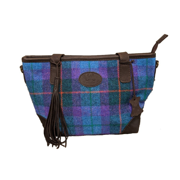 Gretel Harris Tweed Purse