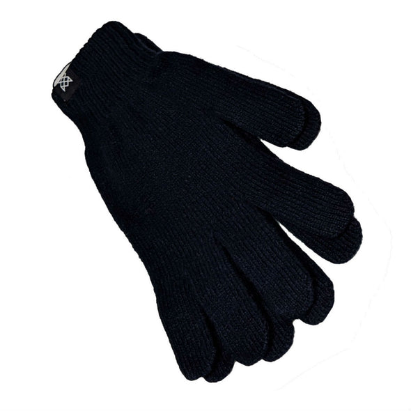 Men's Knit Cashmere Gloves