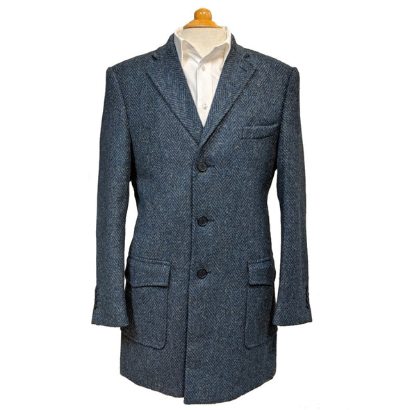 Men's Pure Wool Overcoat