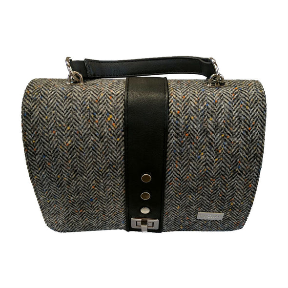 """Fiona"" Irish Tweed Bag"