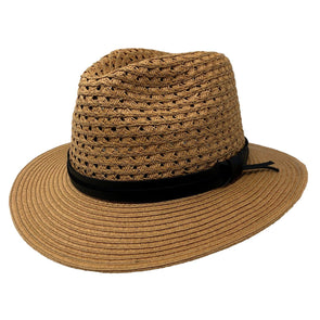 Kevin Lowe Vented Safari Hat