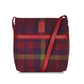Dormie Cross-body Tweed Bag