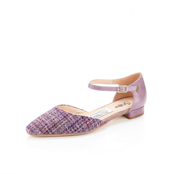 Iona Harris Tweed Sandals