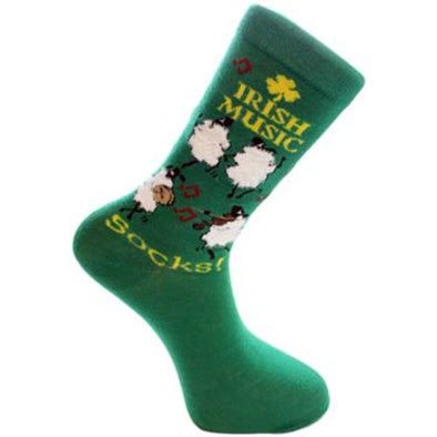 Irish Music Socks