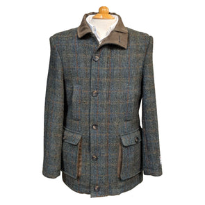 Men's Harris Tweed Field Coat