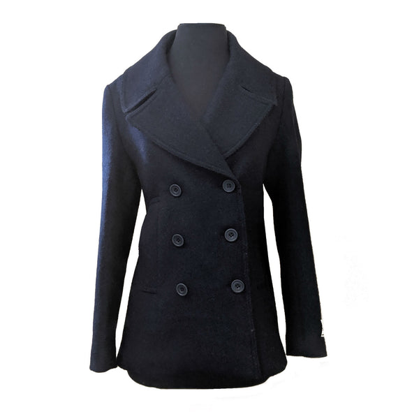 Women's Harris Tweed Peacoat