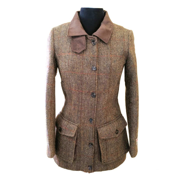 Juliet Harris Tweed Field Coat