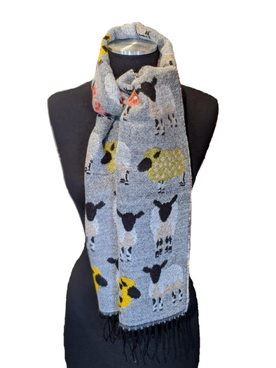 Sheep Scarf (#19398)