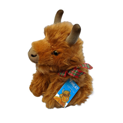 Baby Highland Cow Plush