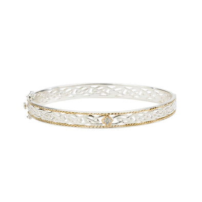 Window to the Soul Bangle
