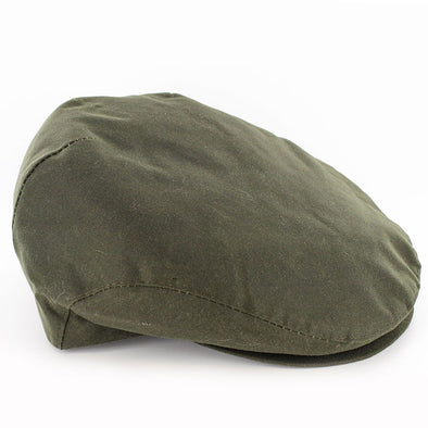Waxed Cotton Trinity Cap