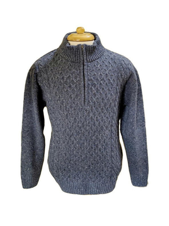 Troyer Lambswool Blend Sweater