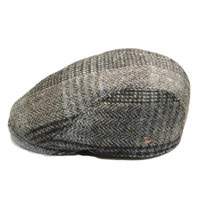 Harris Tweed Driving Cap