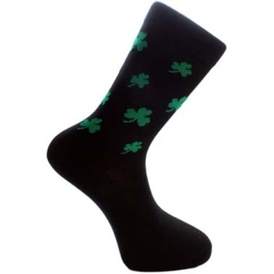 Irish Shamrock Socks