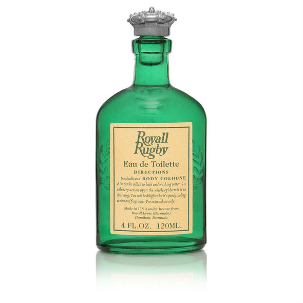 Royall Rugby men's cologne, in green bottle